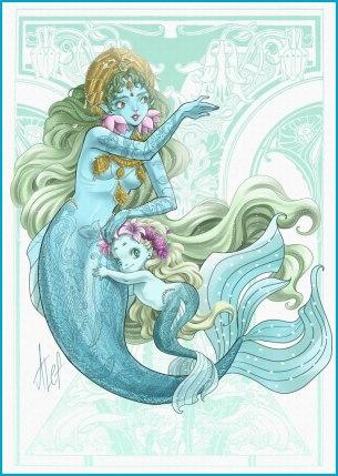mermaid_by_rerekina-d54eyma