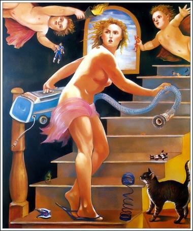 action figures Edith Vonnegut